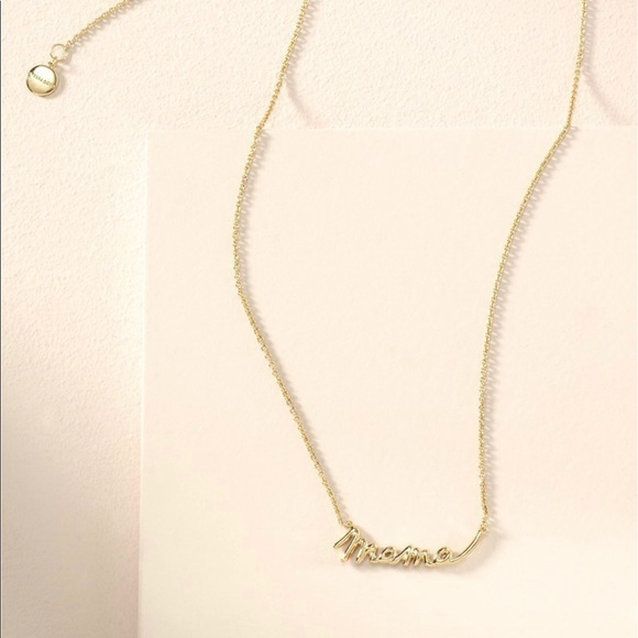 Stella & Dot Jewelry - Stella & Dot Mama Necklace - New